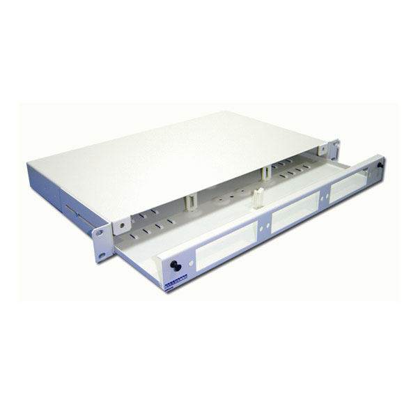 RMS 636: Fiber Rack Mount Enclosure 1 – 36 Port