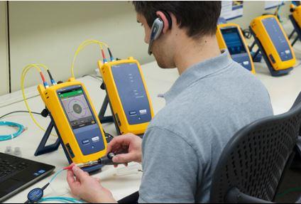 OLTS & OTDR Fiber Test Set